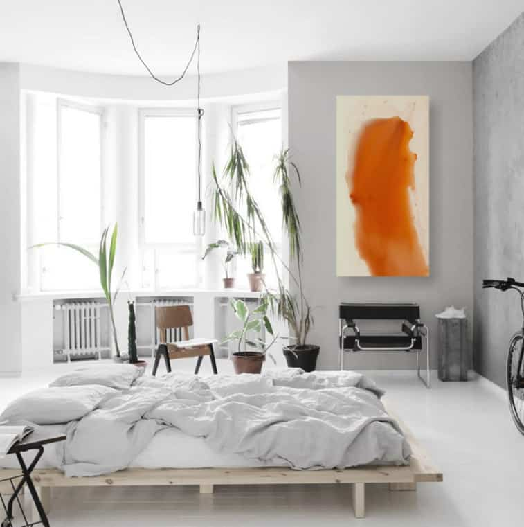 quadri per la camera da letto